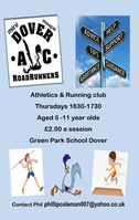 Dover athletics and running club