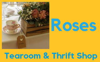 Roses Tearoom & Thrift Shop